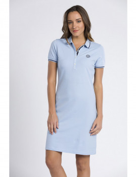 Vestido Jimmy Sanders Azul