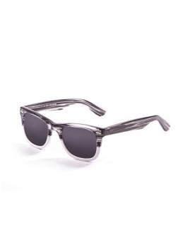 Óculos de Sol Ocean Lowers Pretos, Brancos transparentes e Cinza c7d2c77637