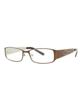 Armação Pedro Del Hierro Castanha Branca Óculos de Leitura ... 8ca6890ce2