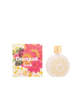 Desigual Fresh Senhora Edt Vapo 100 Ml