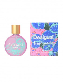Desigual Fresh World Edt Vapo 100 Ml