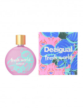 Desigual Fresh World Edt Vapo 50 Ml