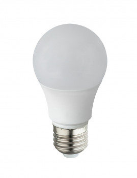 imagem de Lâmpada LED Globe Plástico Opala 2