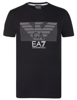 T-Shirt de Homem Armani  Preto