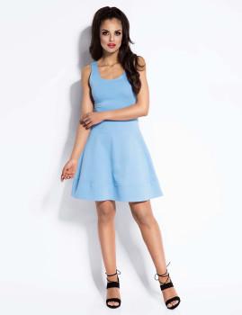 Vestido Dursi Pamel Azul
