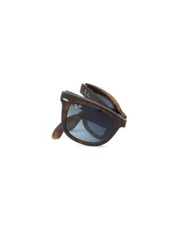 imagem de Óculos de Sol Unissexo Castanho2