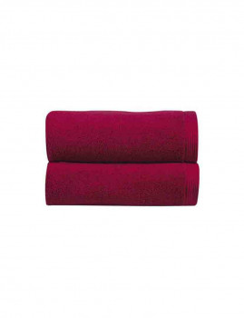 Toalha 70X140Cm Red
