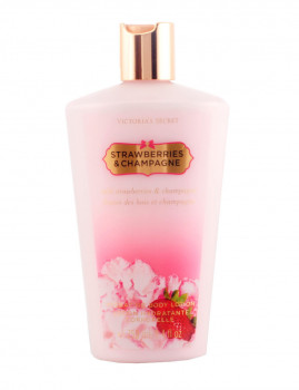Loção Corporal Strawberries & Champagne 250 Ml Victoria´S Secret
