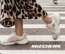 Imagem da campanha Skechers - Especial Dia da Mulher