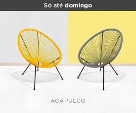 Imagem da campanha Acapulco
