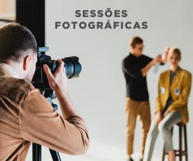 Imagem da campanha As melhores sessões fotográficas são com o Clubefashion!!