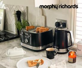 Morphy Richards! Jarros, Torradeiras e Máquinas de Café