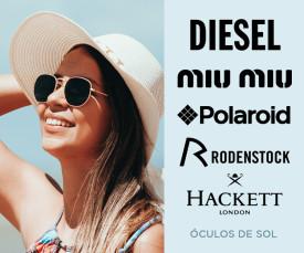 Imagem da campanha Óculos de Sol Multimarca