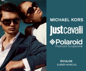 Imagem da campanha Super Marcas Óculos
