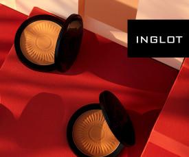 Imagem da campanha INGLOT