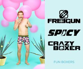 Imagem da campanha Fun Boxers Multimarca