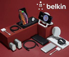 Imagem da campanha Acessórios de tecnologia Belkin desde 2.99eur