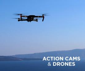Action Cams & Drones
