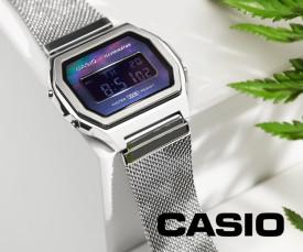 Imagem da campanha Casio
