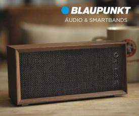 Blaupunkt Áudio e Smartbands!
