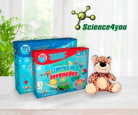 Imagem da campanha Science 4 you desde 0.99eur