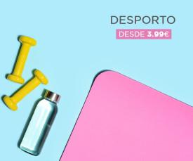 Imagem da campanha Oportunidades Desporto ! desde 3.99eur