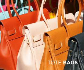 Imagem da campanha Tote Bags