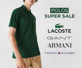 Polos Super Sale 72h