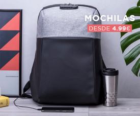 Imagem da campanha Back to school ! Mochilas desde 4.99eur