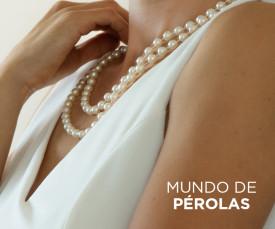 Imagem da campanha Mundo de Pérolas