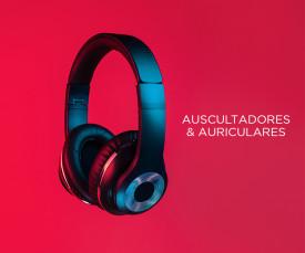 Imagem da campanha Auscultadores e Auriculares desde 1.99eur
