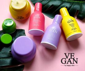 Imagem da campanha Vegan By Happy Skin