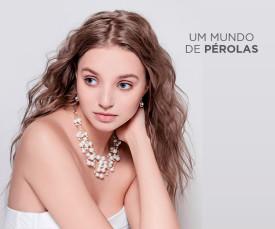 Imagem da campanha Um Mundo de Pérolas