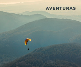 Imagem da campanha Prepare-se já para a aventura