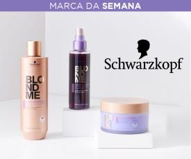 Marca da semana: Schwarzkopf