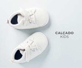 Imagem da campanha Calçado Kids 72H