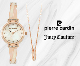 Pierre Cardin e Juicy Couture
