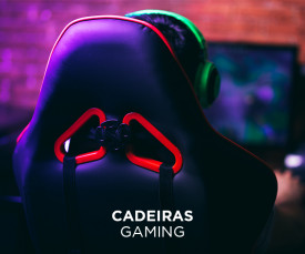 Cadeiras Gaming!