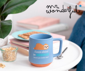 Imagem da campanha Mr. Wonderful desde 2.99eur