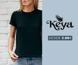 Imagem da campanha Low Cost Keya desde 3,99€