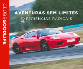Imagem da campanha Aventura sem Limites! Experiências radicais desde 7,50€