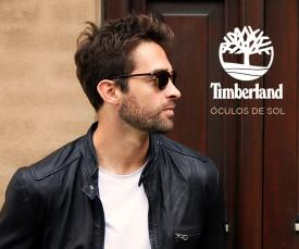 Imagem da campanha Timberland Óculos