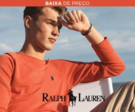 Ralph Lauren - Baixa de Preços