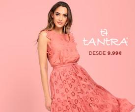 Imagem da campanha Tantra Liquidação desde 9,99€