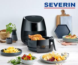Severin! Eletrodomésticos para cozinhar em família