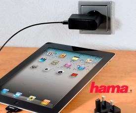 Imagem da campanha 72H Hama!! Aproveite grandes oportunidades em acessórios de informática desde 1.99 €