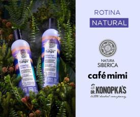 Imagem da campanha Especial Rotina Natural
