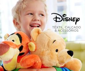 Imagem da campanha Disney Kids - Têxtil, Calçado e Acessórios