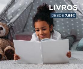 Diversão em família! Livros infantis desde 3,99eur