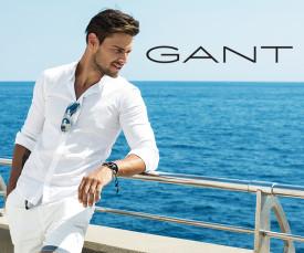 Imagem da campanha Gant